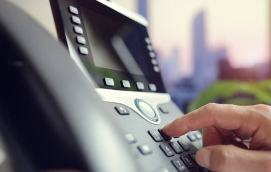 Hosted VoIP Telephone system